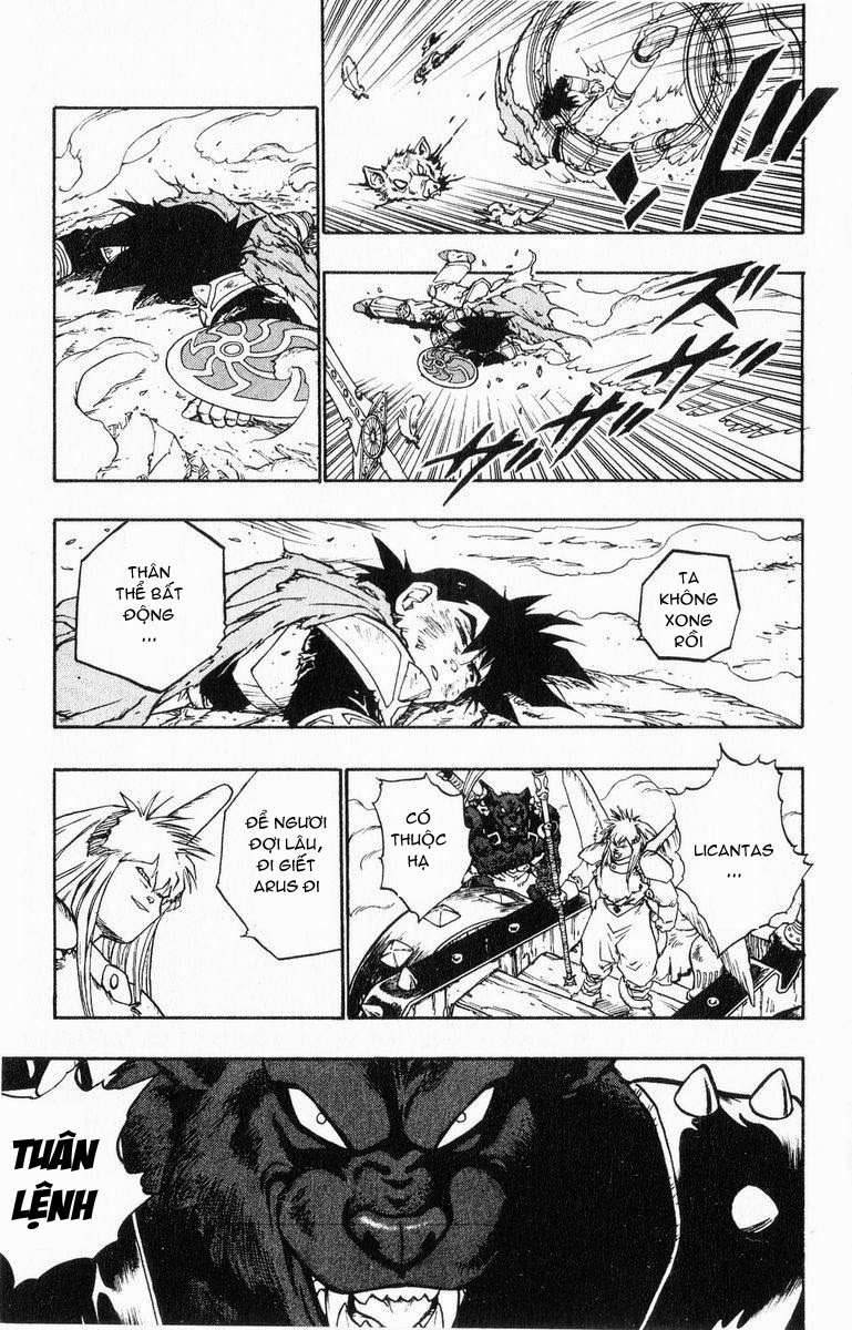 Dragon Quest: Emblem of Roto chapter 25 trang 67