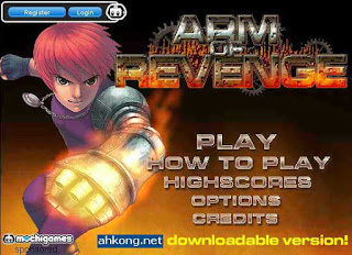 Arms Of Revenge PC Game Free Download