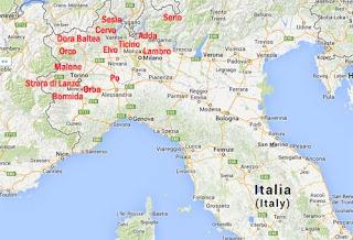 Come e dove trovare l'oro in Italia
