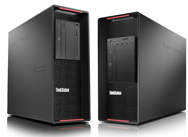 Lenovo ThinkStation P720 and P920 Desktop Workstations Unveiled: Specifications & Price