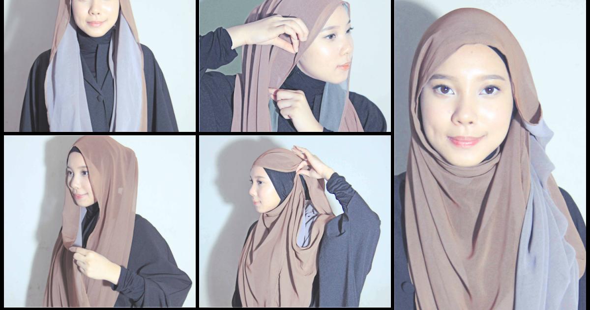 25 Galery Tutorial Hijab Pashmina Jenahara Paling Fenomenal Tutorial Hijab Terbaru Tahun 2017