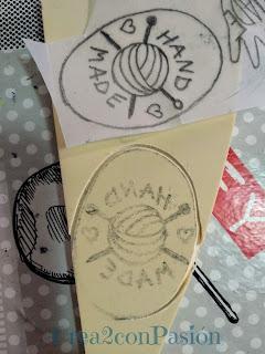 Sellos-carvados-goma-labores-Handmade-inicios-Crea2conPasión