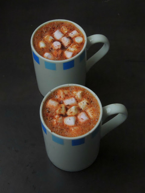 Nutella Chocolate, Nutella Hot chocolate