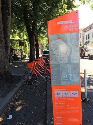 Biketown by Nike © diekremserin on the go