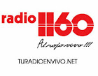 Radio 1160 en vivo por Internet