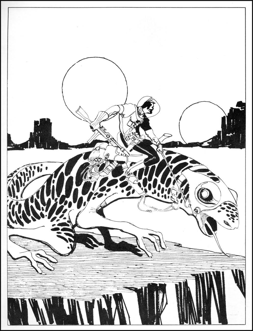 Frederick Schiller Jim Steranko S Promotional