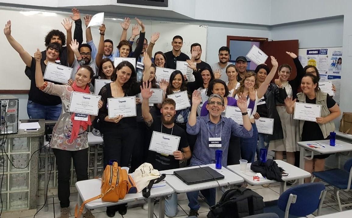 Curso de Webwriting em BH teve participação de mais de 30 profissionais b9b22cd1be5e1