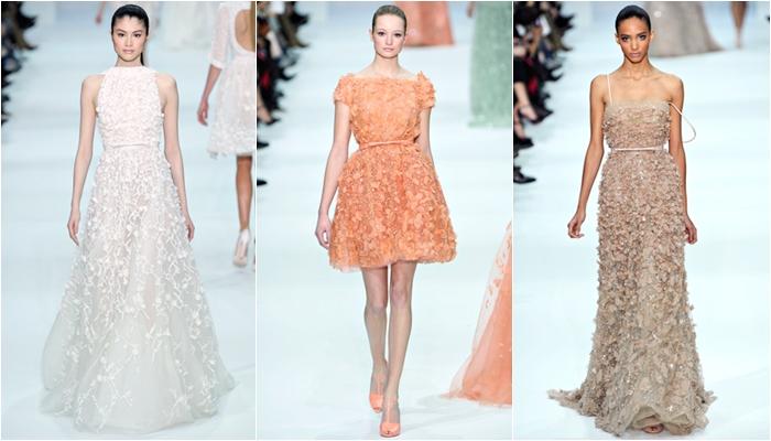 Haute Couture Elie Saab kolekcija za prolece 2012