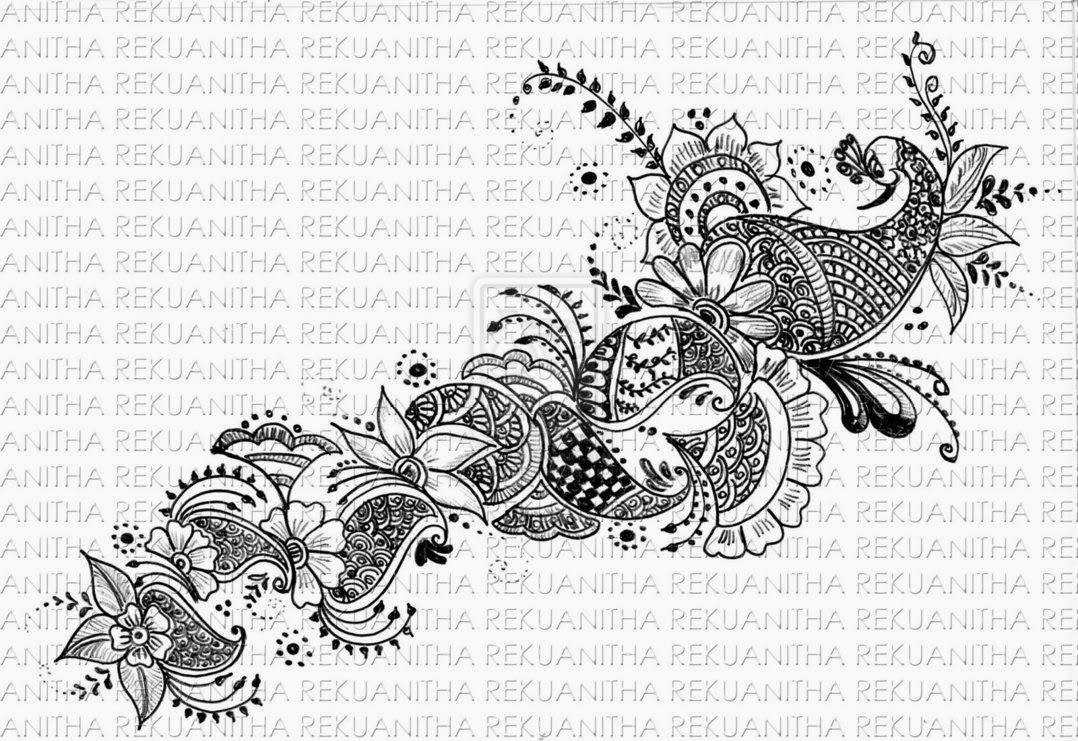 Khubsoorat Design : Henna art