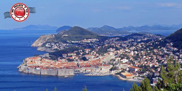Casco histórico de Dubrovnik
