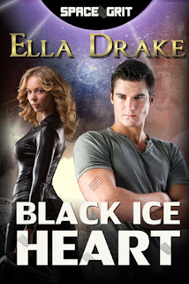 Black Ice Heart by Ella Drake