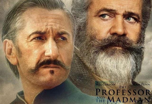 """Trailerul filmului """"The Professor and the Madman"""" cu Mel Gibson și Sean Penn"""