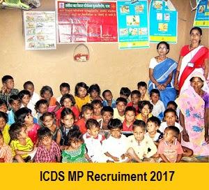 ICDS Ratlam Jobs 2017