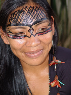 Pajé Raimunda Putanny Yawanawá1