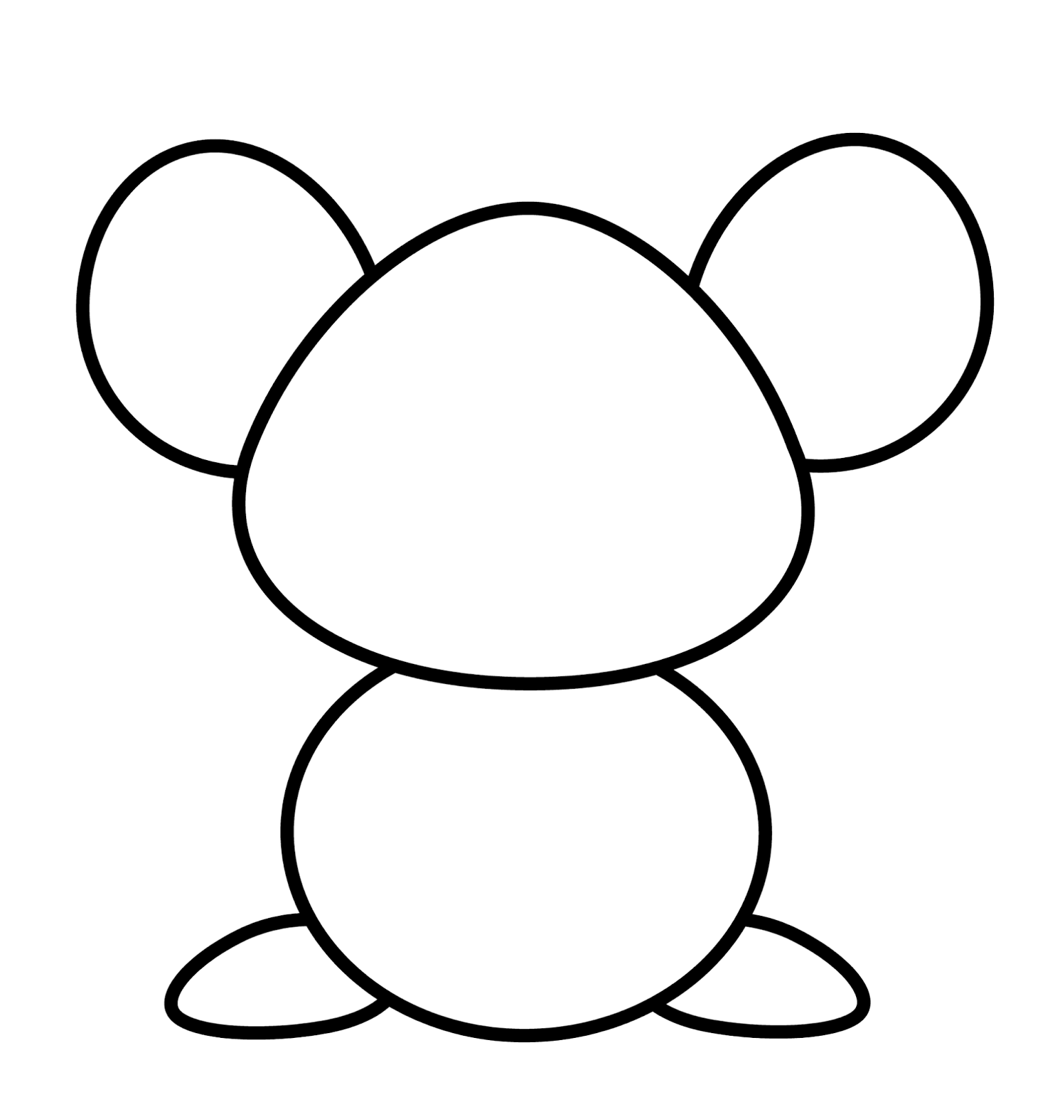 How To Draw Cartoons: Mouse