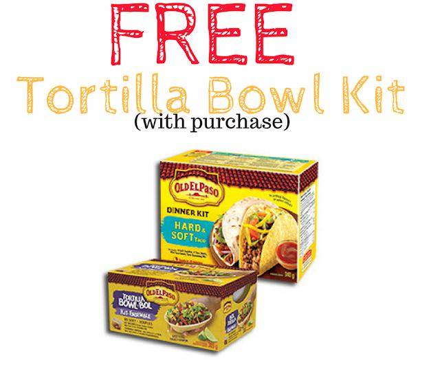 Free Taco Kit Canada