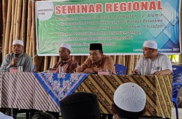 KPP Gelar Seminar Regional di Ponpes Darusy Syifa
