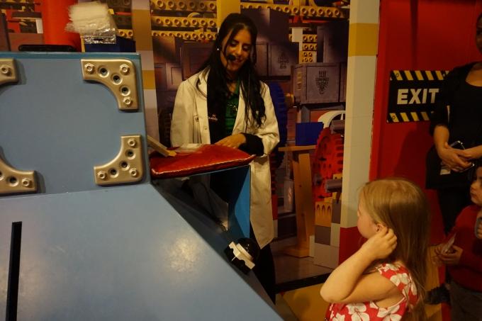 Berliini lasten kanssa - kokemuksia Legoland Discovery Center Berlin