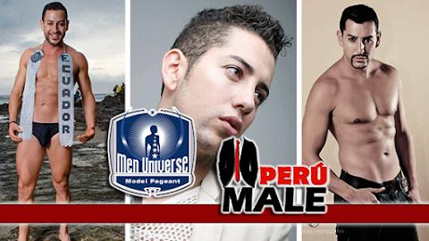 Men Universe Model Ecuador 2018