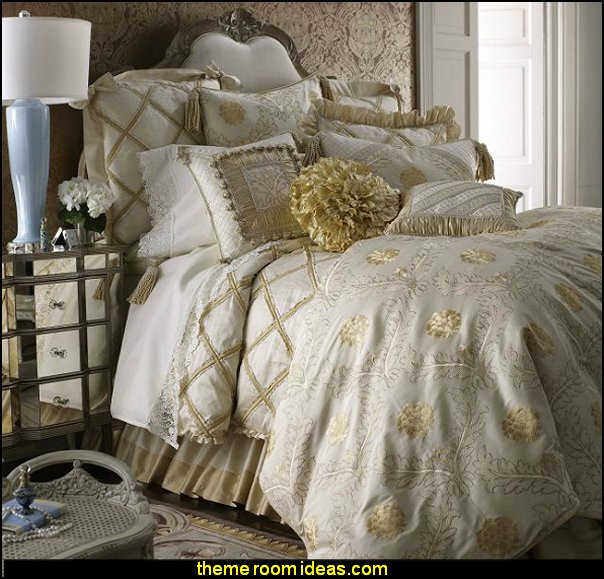 Decorating Theme Bedrooms Maries Manor Luxury Bedding