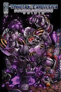 The Transformers: Megatron Origin – Truyện tranh