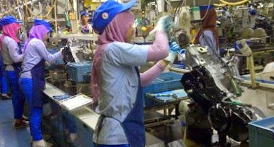Lowongan Kerja Terbaru PT. Yamaha Indonesia Motor Manufacturing Kesehjateraan Bagus