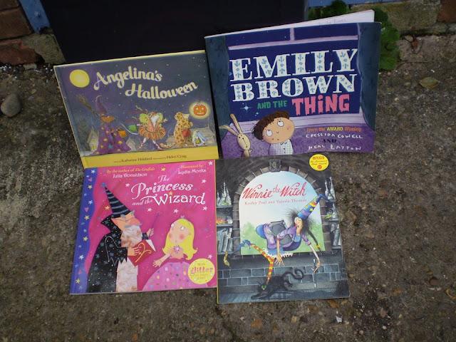 Five Autumnal Activities: Children's Books
