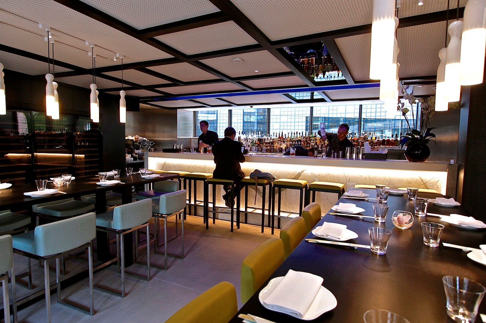 The London Foodie The New Yauatcha City Quot Better Call Lim Quot