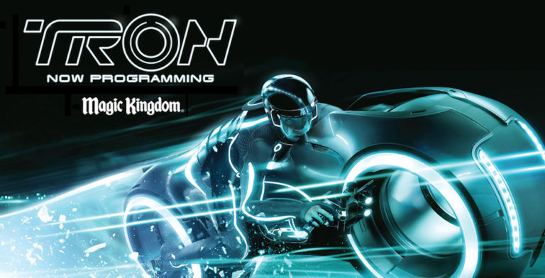 Tron, Walt Disney World, Orlando