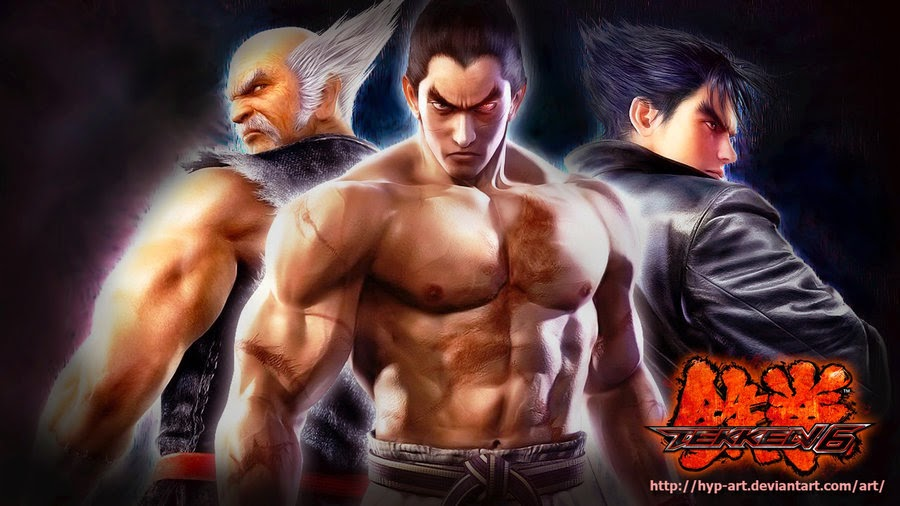 tekken 6 android apk game