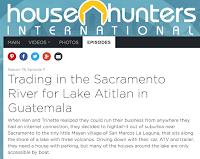 House Hunters International San Marcos La Laguna