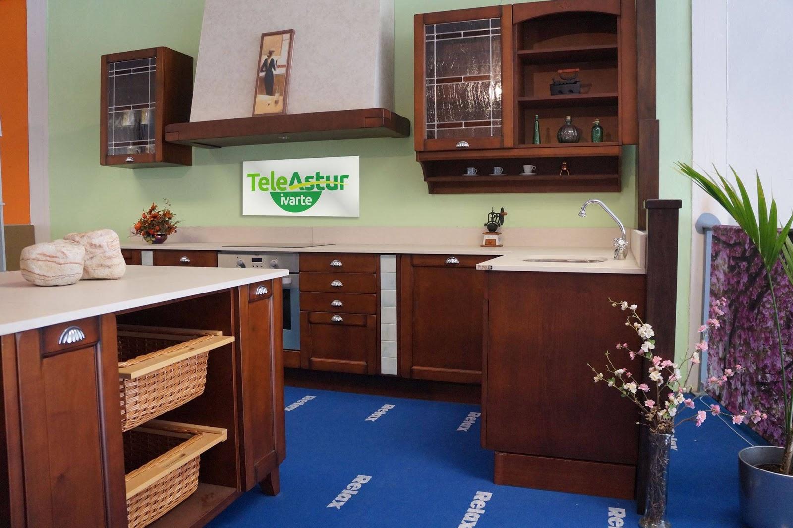 Teleastur | Muebles de Cocina, Reformas, Oviedo Aviles Gijon: COCINAS