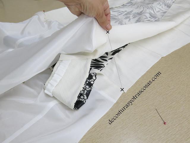 como hacer un vestido recto