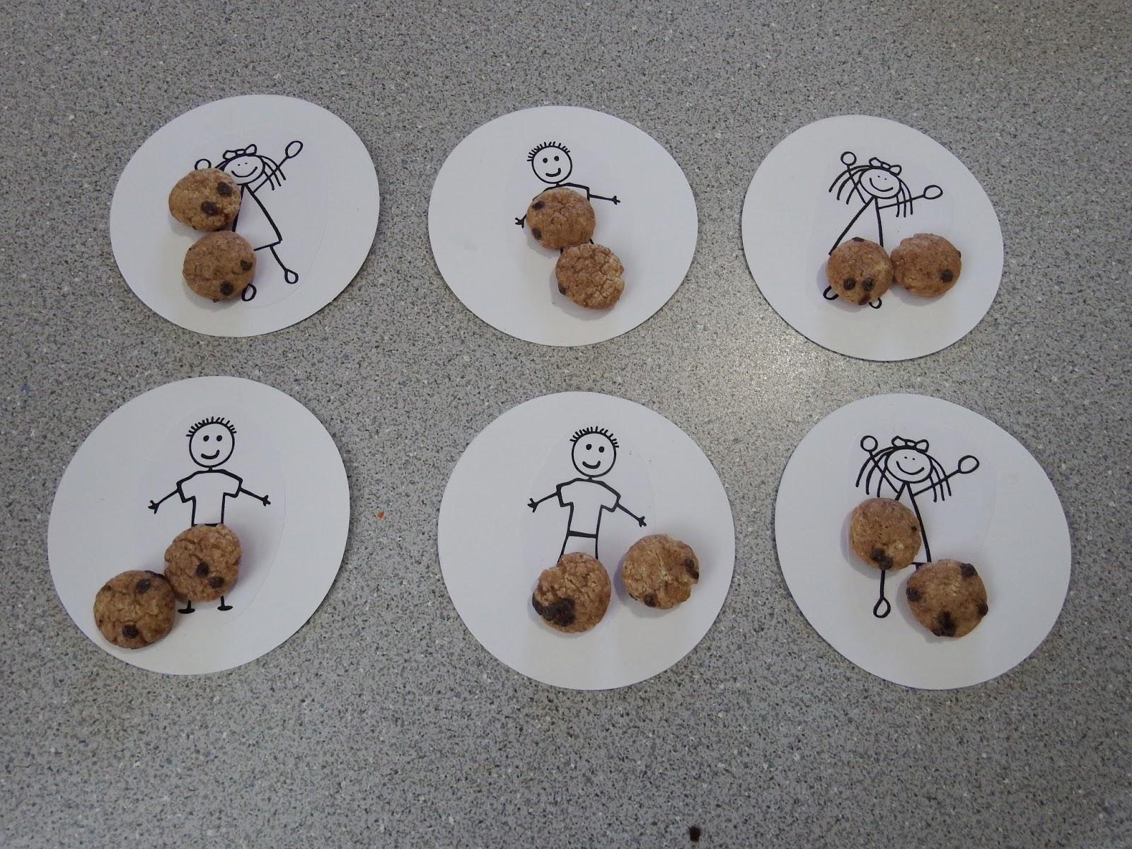 Chipman S Corner Preschool C Is For Sharing Cookies