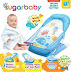 NEW SUGAR BABY Bather Deluxe!! Wolly Whale Blue