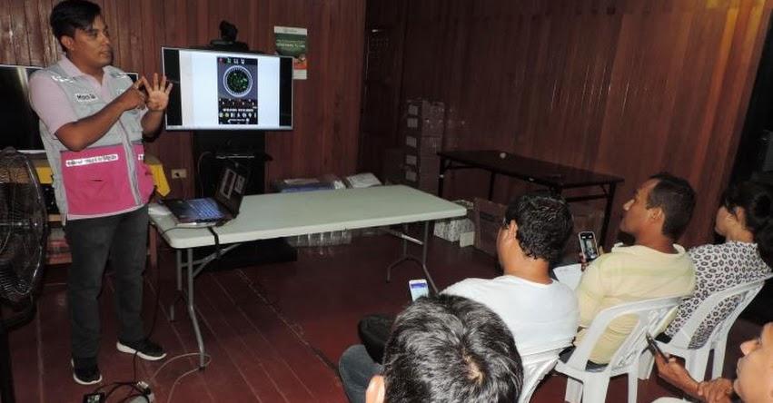 Proveedores de Qali Warma Ucayali son capacitados en el uso de aplicativos móviles - www.qaliwarma.gob.pe