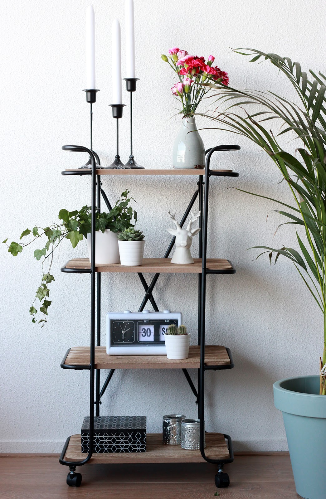 Draadmand Interieur Budgettip Action Trolley Voor 14 95 The Budget Life
