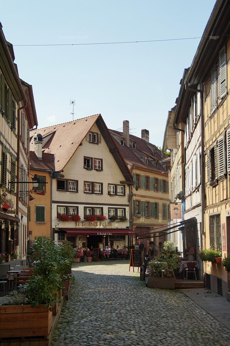 Petite France, Strasbourg, France // Tasteboykott Interrail Tour Summer