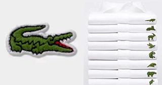 Η Lacoste αντικατέστησε το διάσημο λογότυπο της με ζώα προς εξαφάνιση - ΕΙΚΟΝΕΣ