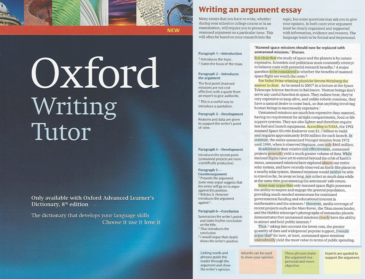 Oxford essay