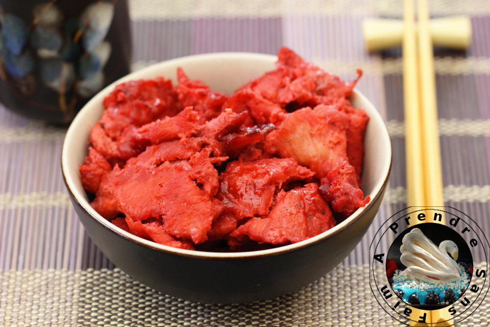 Porc cantonais rôti