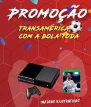Promoção Rádio Transamérica Com A Bola Toda Xbox One Fifa 18