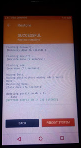 FRP (Factory Reset Protection) Andromax E2