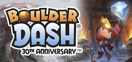 Descargar Boulder Dash 30th Anniversary Juego clasico de acción para pc full en español 1 link mega