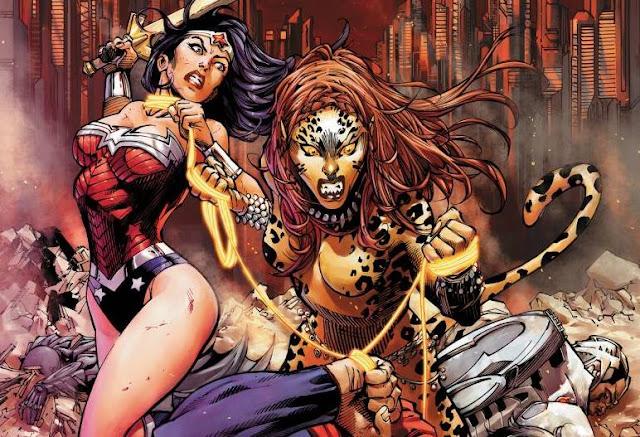 Asal-Usul dan Kekuatan Cheetah, Musuh Bebuyutan Wonder Woman