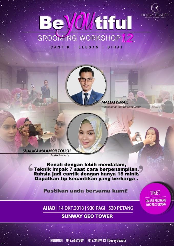 Grooming Workshop 1.2 - BeYOUtiful