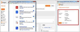 Membuat Blog Keren Dengan Widget