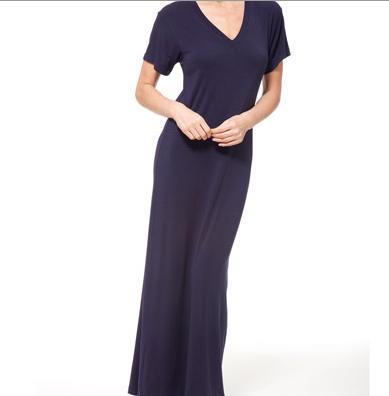 44712e57ef8 Deal Alert  Norma Kamali for Walmart  8.00 Maxi Dress