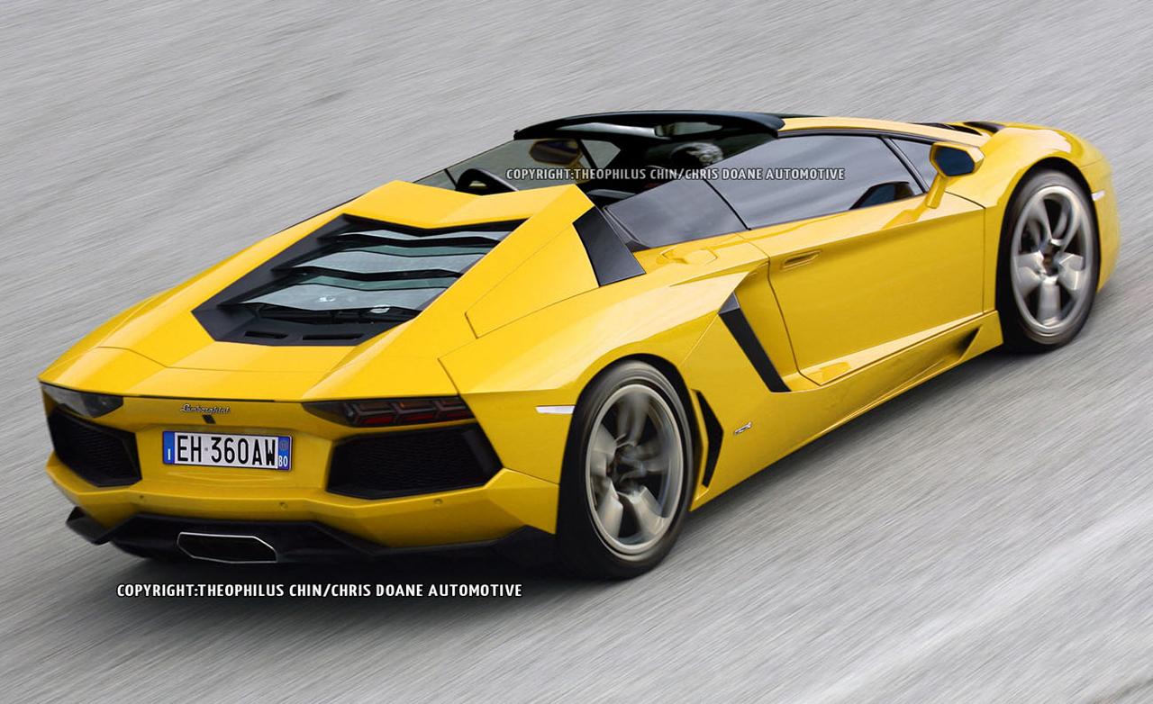 Luxury Lamborghini Cars: 2013 Lamborghini Aventador ...