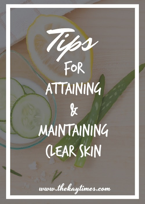 good skin tips